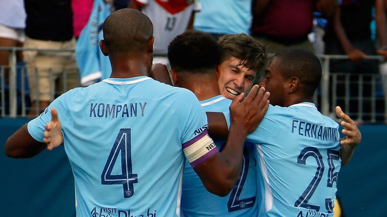 Manchester City are now favourites to win the title, says Merse