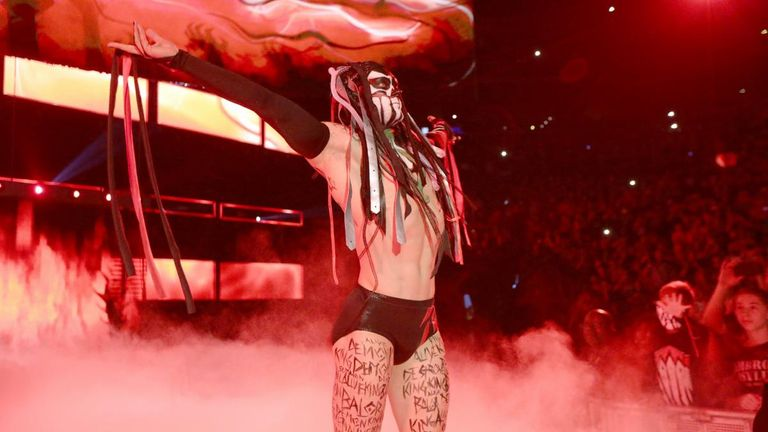 Finn Balor says it is important the WWE give the fans what they want, including a big pay-per-view on British soil