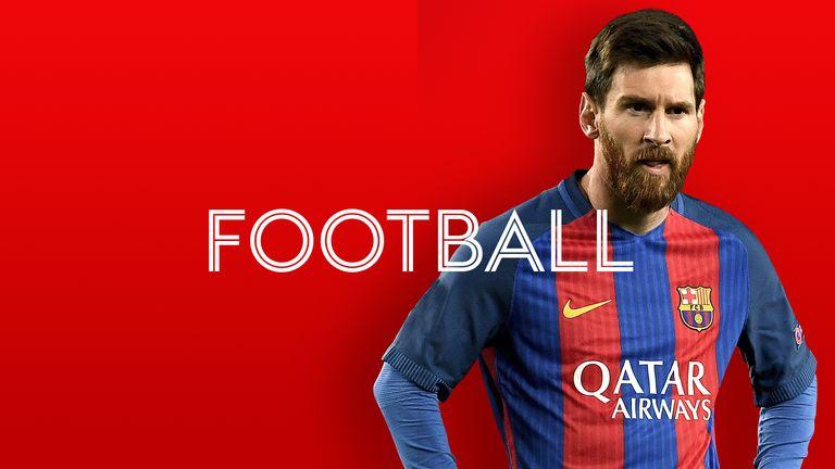 Sky Sports Football, your home for La Liga, EFL, MLS and international football