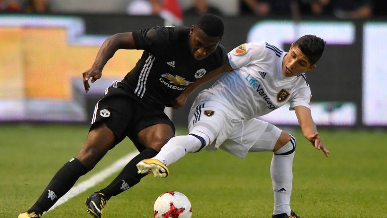 Timothy Fosu-Mensah impressed for United