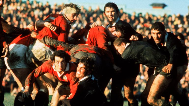 The Lions have toured the world since 1888 and are one of rugby's most famous teams