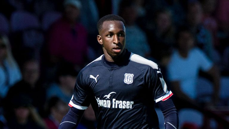 Glen Kamara has been playing his part in pre-season for the Dark Blues