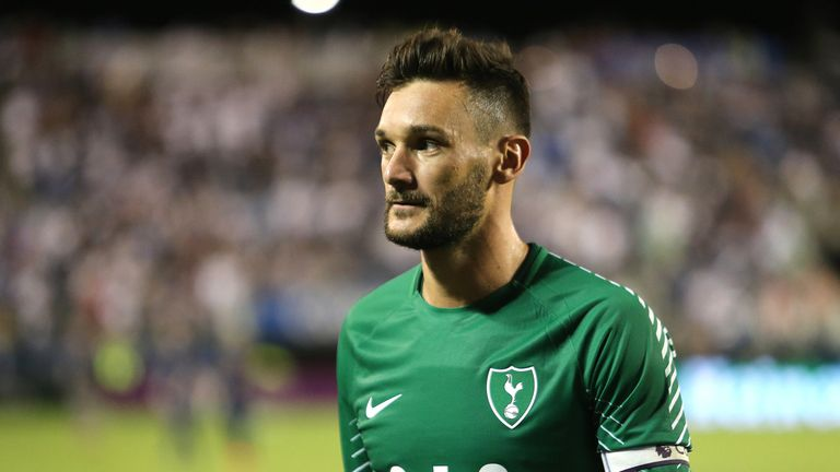 Hugo Lloris expects Spurs to be competitive again this season