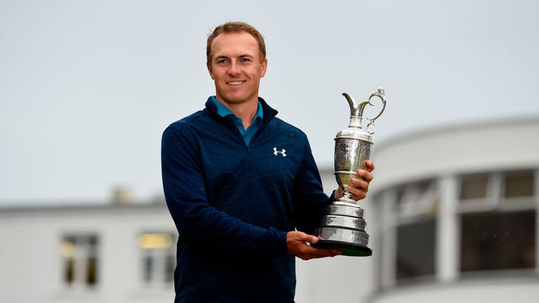 Victory at The Open 'did wonders' for Spieth's confidence