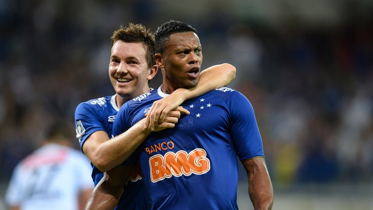 Julio Baptista is free to complete a move to the Macron Stadium
