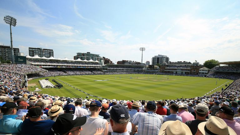 It had been hoped the top two teams in the World Test Championship league table would play each other at Lord's next summer