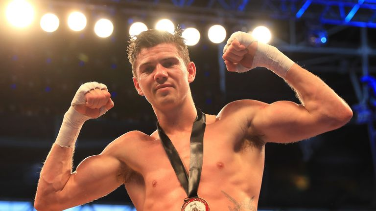 Luke Campbell is being considered as a future opponent for Vasyl Lomachenko