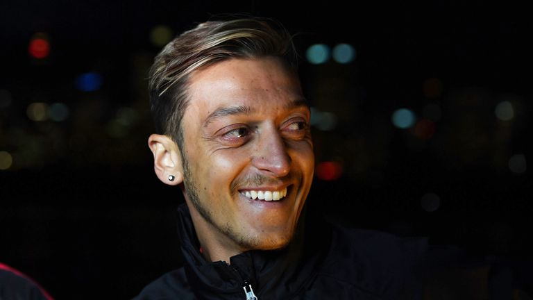 Mesut Ozil plans to reopen Arsenal contract talks after the tour of Australia