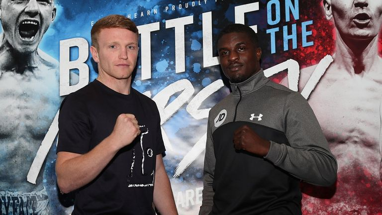 Davies challenges Farrell for the WBA international title in Liverpool this Saturday on Sky Sports