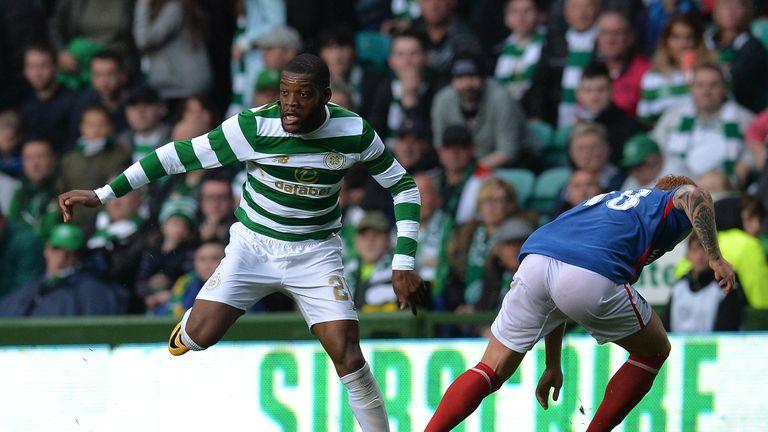 Olivier Ntcham was impressive on his competitive debut for Celtic