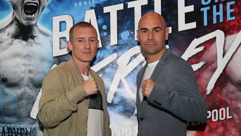 Paul Butler battles Stuart Hall in a WBA title eliminator next month, live on Sky Sports