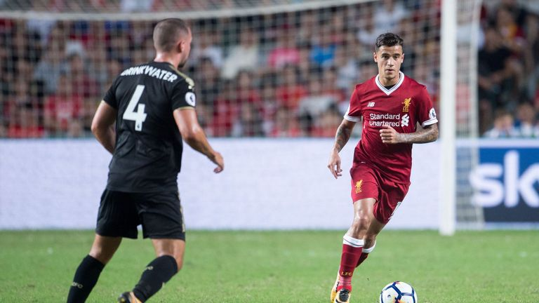 The future of Philippe Coutinho is still uncertain