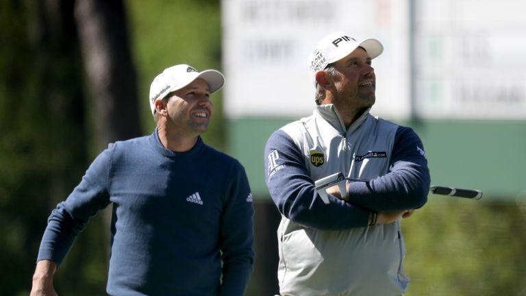 Sergio Garcia has accepted an invite from Lee Westwood to play in the British Masters