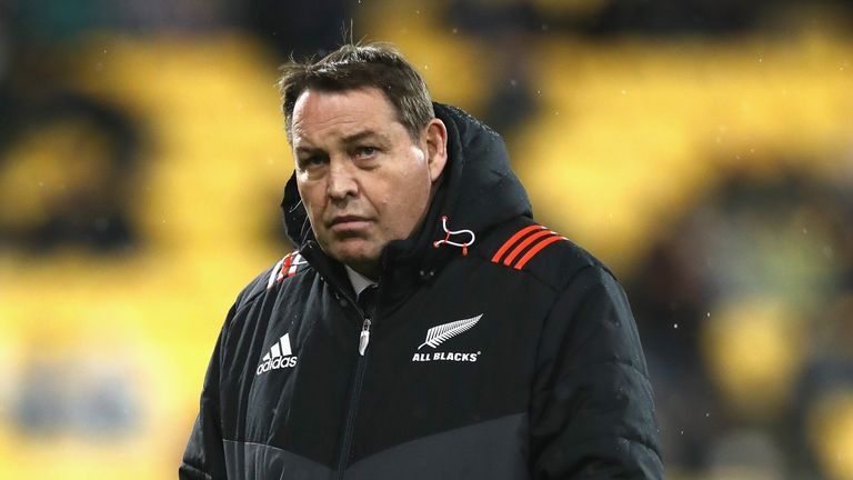 Steve Hansen is likely to test the depth of his squad against France in Auckland