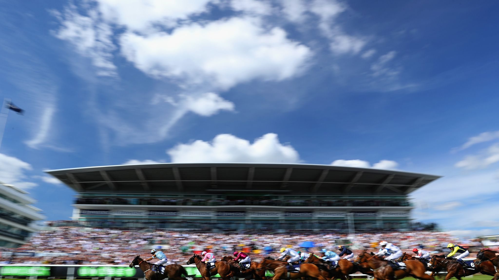 First Racing Date Announced For Redeveloped Curragh