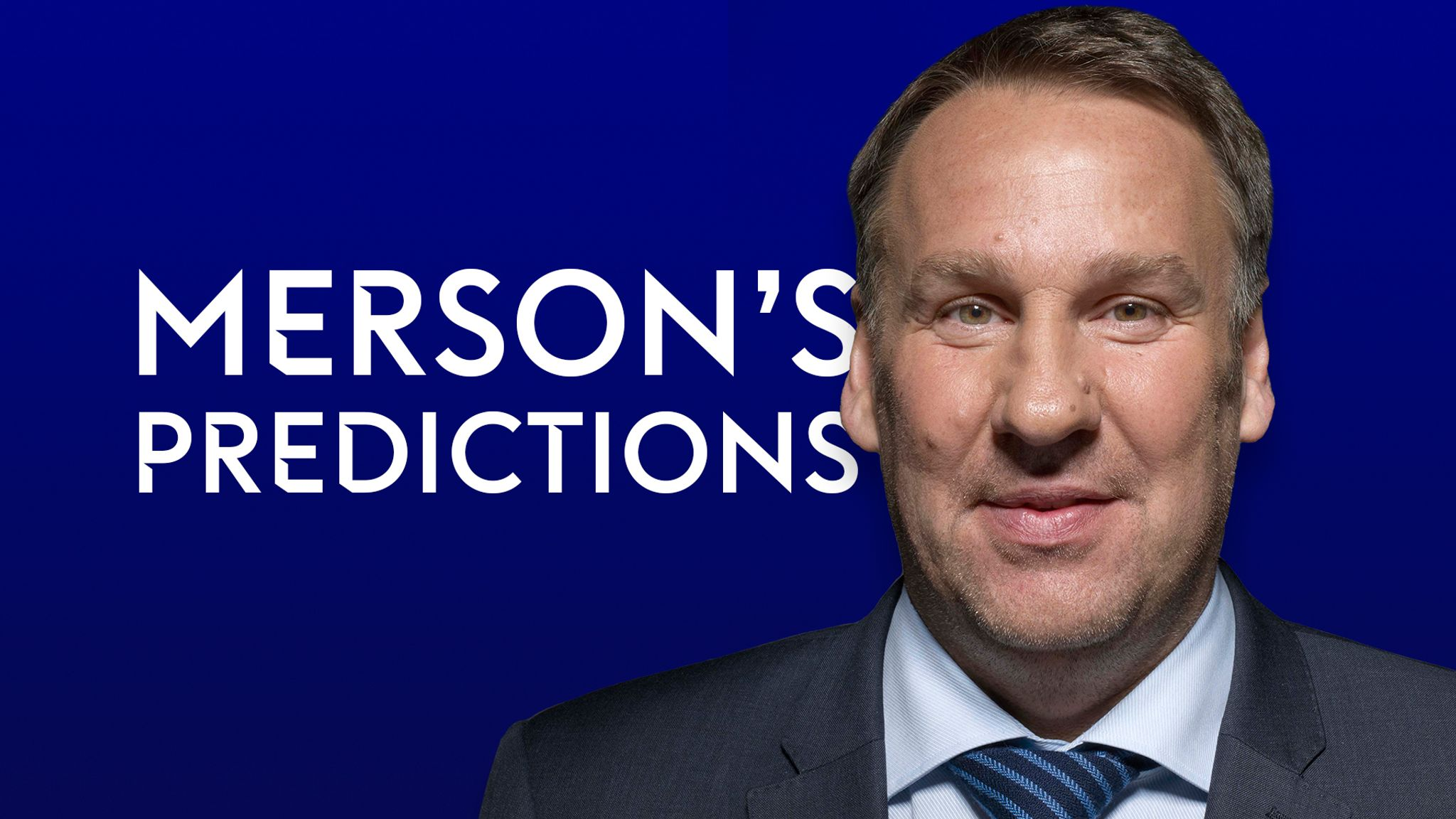 Paul Merson's Premier League predictions | Football News