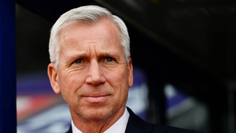 Former Crystal Palace, Newcastle and West Ham manager Alan Pardew has joined Sky Sports