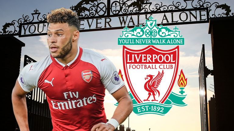 Alex Oxlade-Chamberlain has swapped Arsenal for life at Liverpool