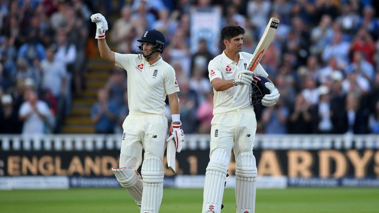 Alastair Cook has 31 Test centuries to his name, including four double tons