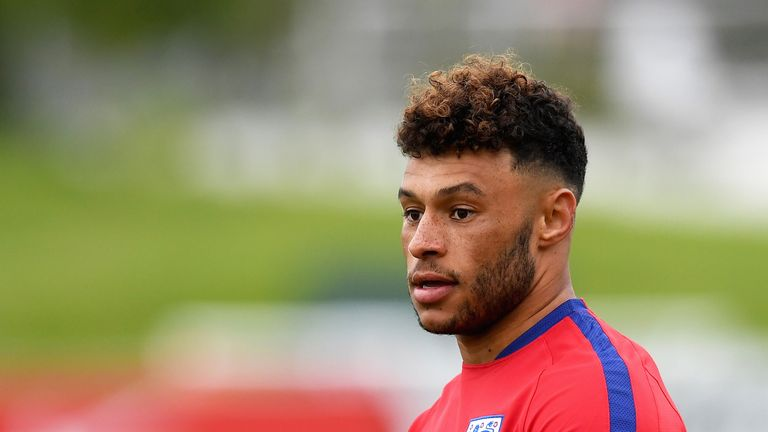 Jamie Carragher questions if Alex Oxlade-Chamberlain will get into Liverpool's first-choice midfield