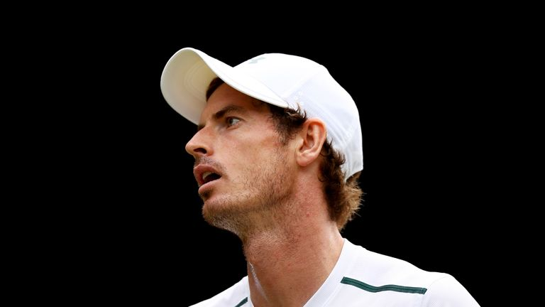 Andy Murray was beaten by  Roberto Bautista Agut in Abu Dhabi