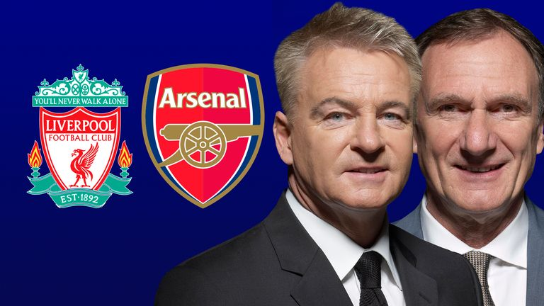 Charlie and Thommo pick their combined Liverpool-Arsenal XIs