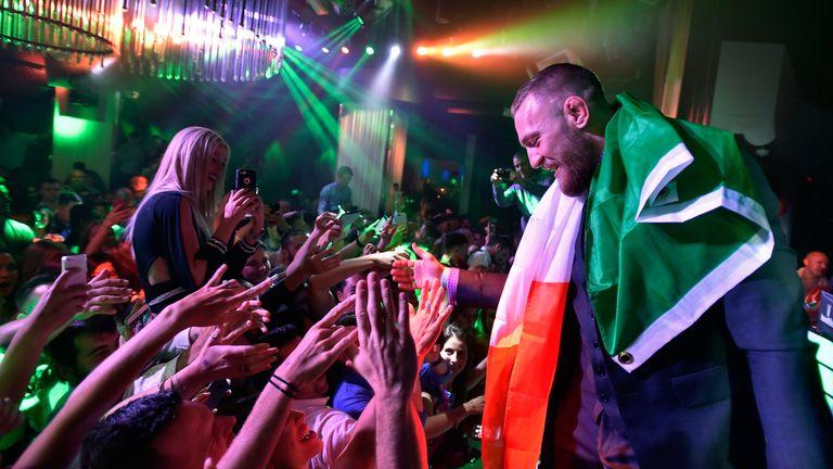 Taylor joins a elite group of Irish sportstars, says Farrell