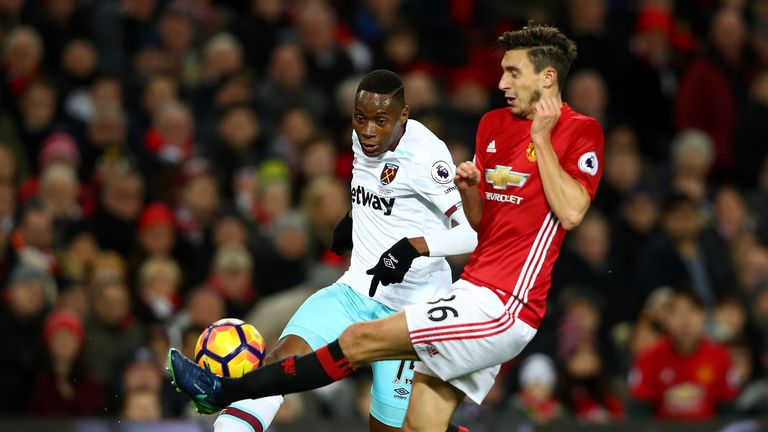 Diafra Sakho has attracted interest from Rennes and Crystal Palace
