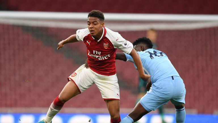 Donyell Malen returns to the Netherlands having joined Arsenal from Ajax