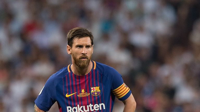 f3a3927db Lionel Messi has offered his condolences to the victims of the Barcelona  terror attack
