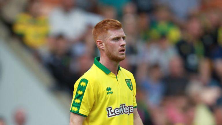 Harrison Reed joined Norwich on loan