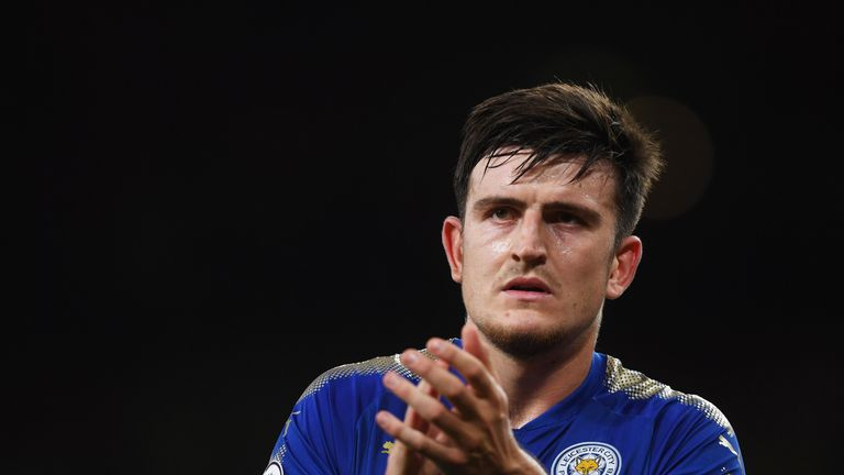 Leicester signed Maguire from Hull City for £17m