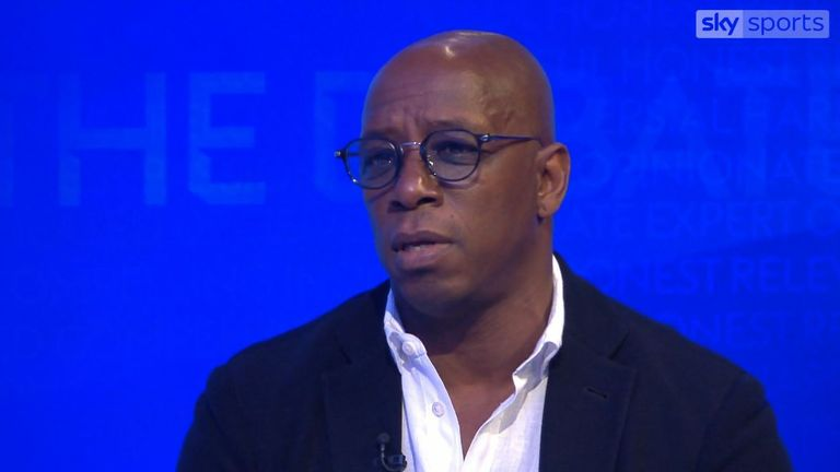 In the dressing room it's a game they'll believe they've got to be winning    Ian Wright