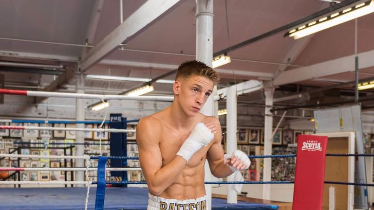 Jack Bateson will make his pro debut in Leeds on Friday (Credit: Christopher Ellis Photography)