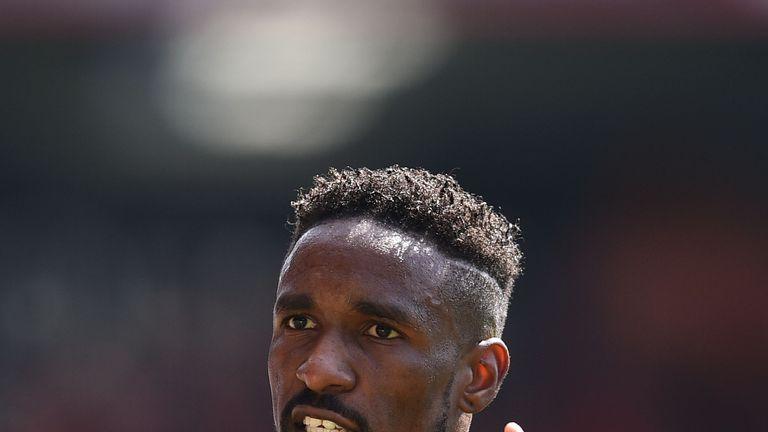 Jermain Defoe has no relegation fears