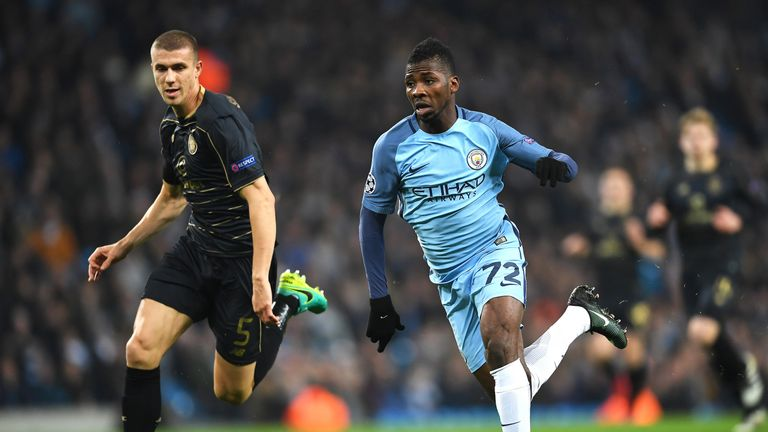 Kelechi Iheanacho has signed for Leicester for £25m