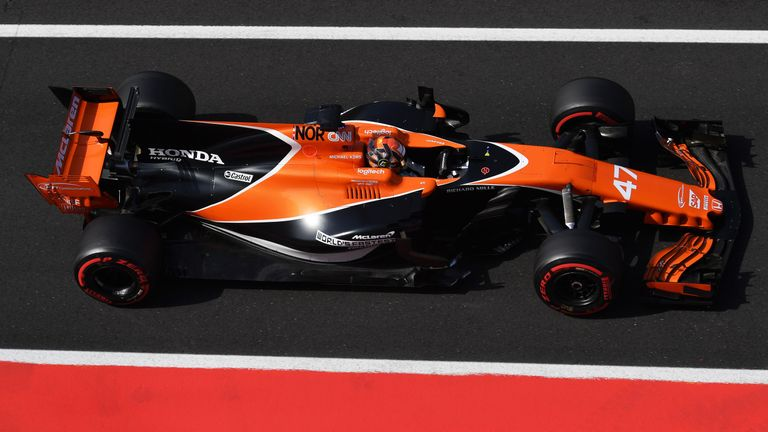 mclaren: what livery will they unveil on the new mcl33 for f1 2018