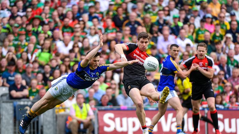 Kerry reached this season's All-Ireland semi-finals, where they lost to Mayo after a replay