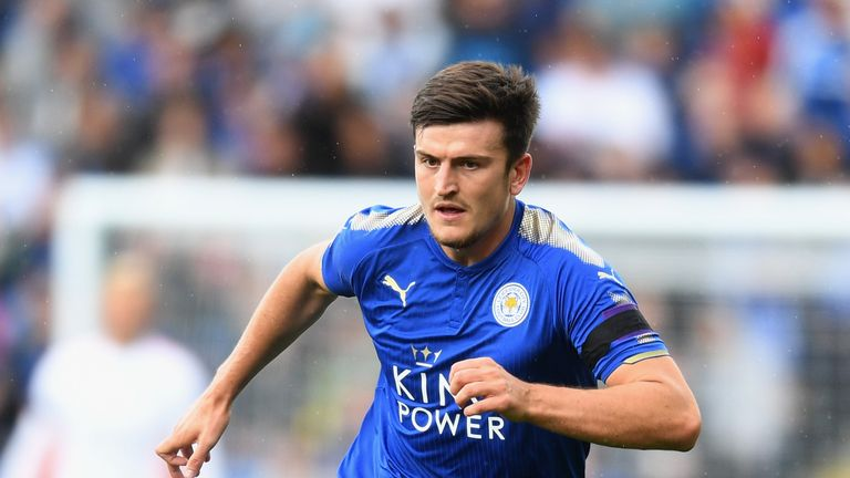 Harry Maguire will not feature against Slovakia on Monday