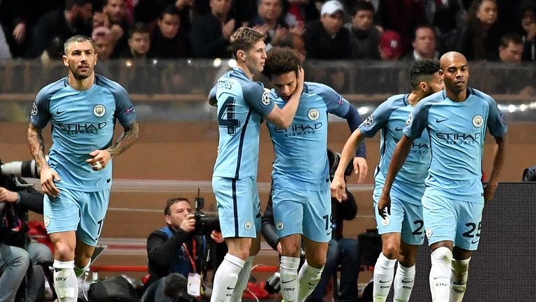City have already scored 22 league goals at the start of the new season