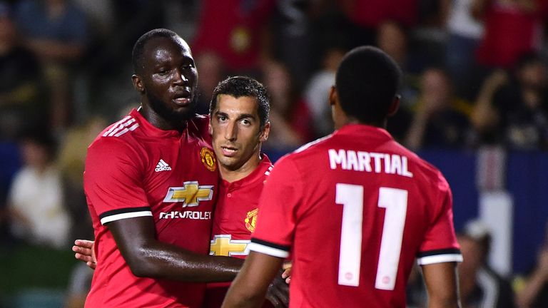 Henrikh Mkhitaryan has made a strong start to the season