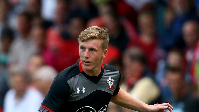 Matt Targett has pledged his future to Southampton