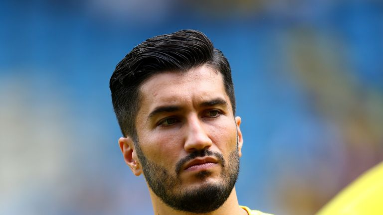 Nuri Sahin will apparently be allowed to leave Dortmund