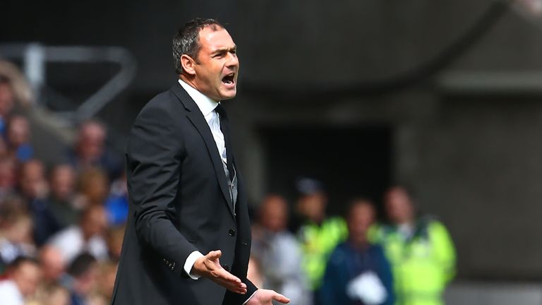 Paul Clement admits there was frustration in the squad after the Watford defeat