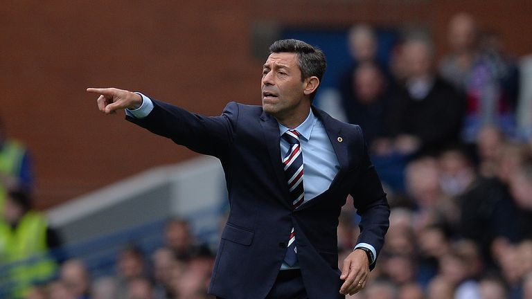 Pedro Caixinha is confident he can turn Rangers' fortunes around