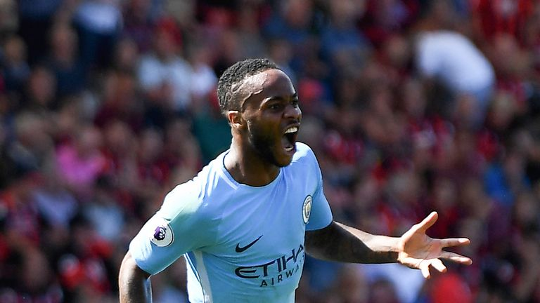 Raheem Sterling had been wanted by Arsenal as a part of a potential deal to take Sanchez to Man City, according to Sky sources