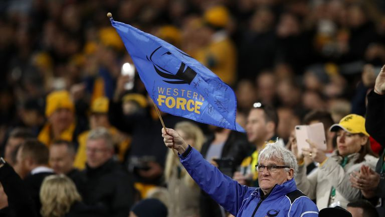 Western Force were axed as Super Rugby reduced from 18 to 15 teams