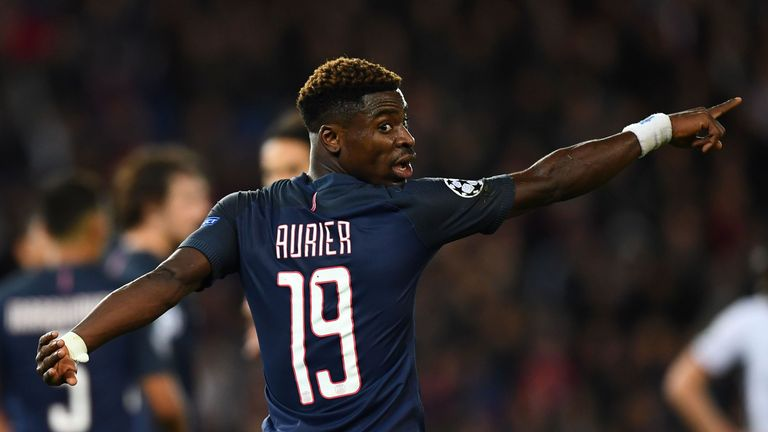 Serge Aurier is expected to replace Kyle Walker