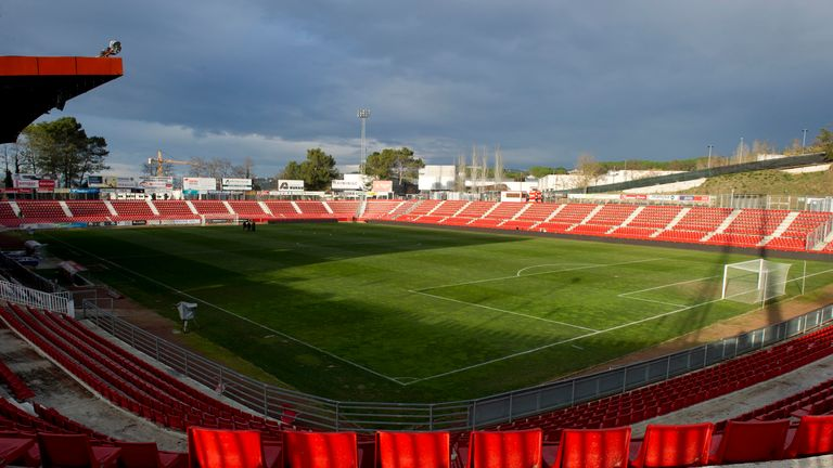 Girona are now part-owned by City Football Group