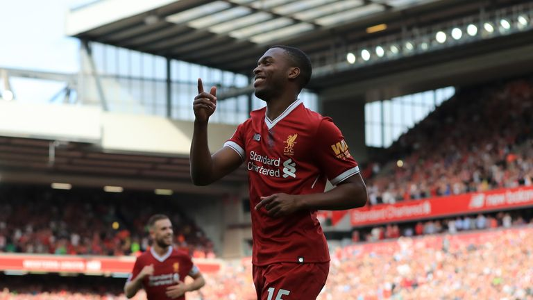 Sturridge has scored just three goals this season and is available for loan